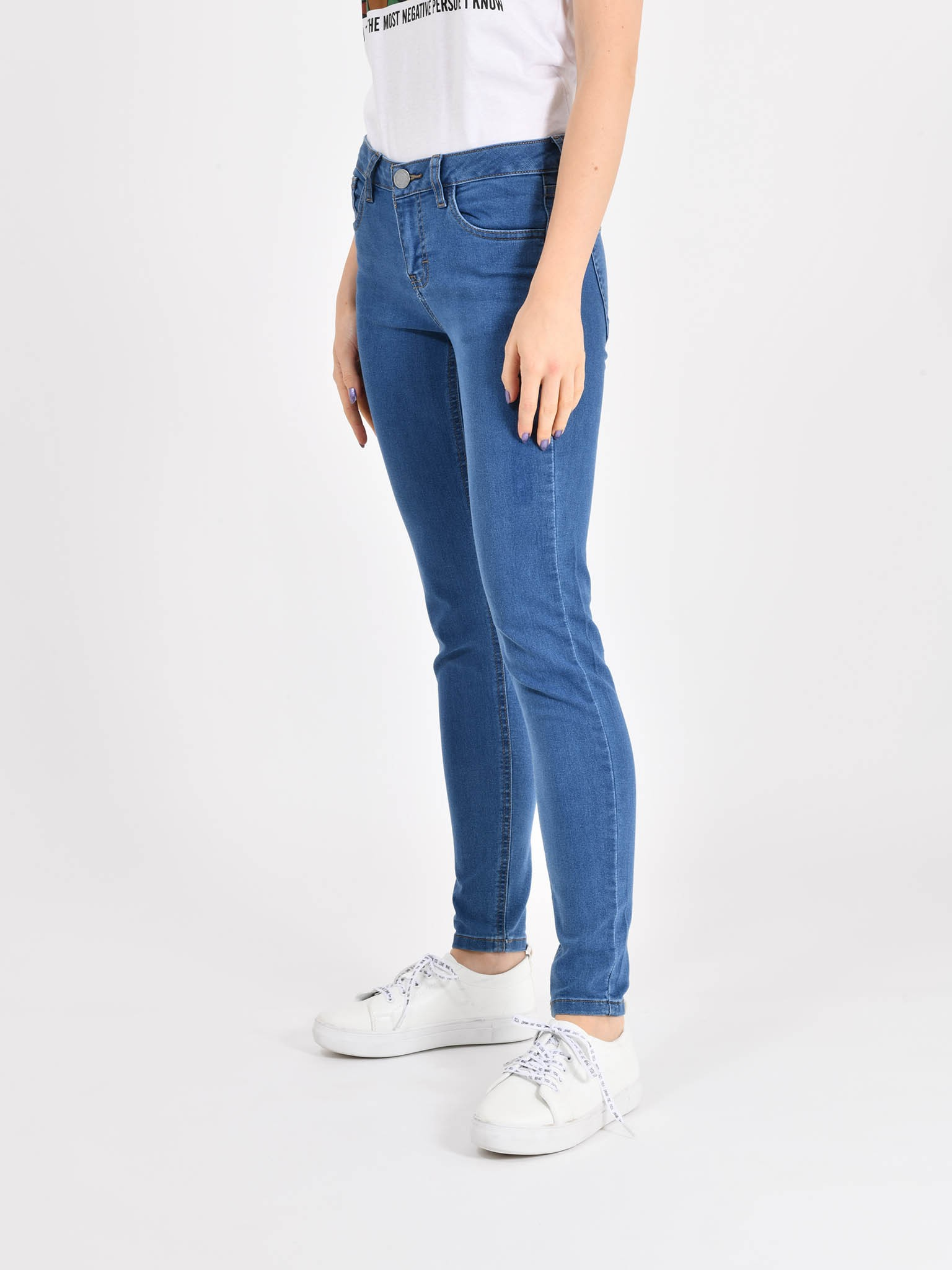 ef4ebdd8b0 Cuidado con el Perro - Jeans Básico Skinny