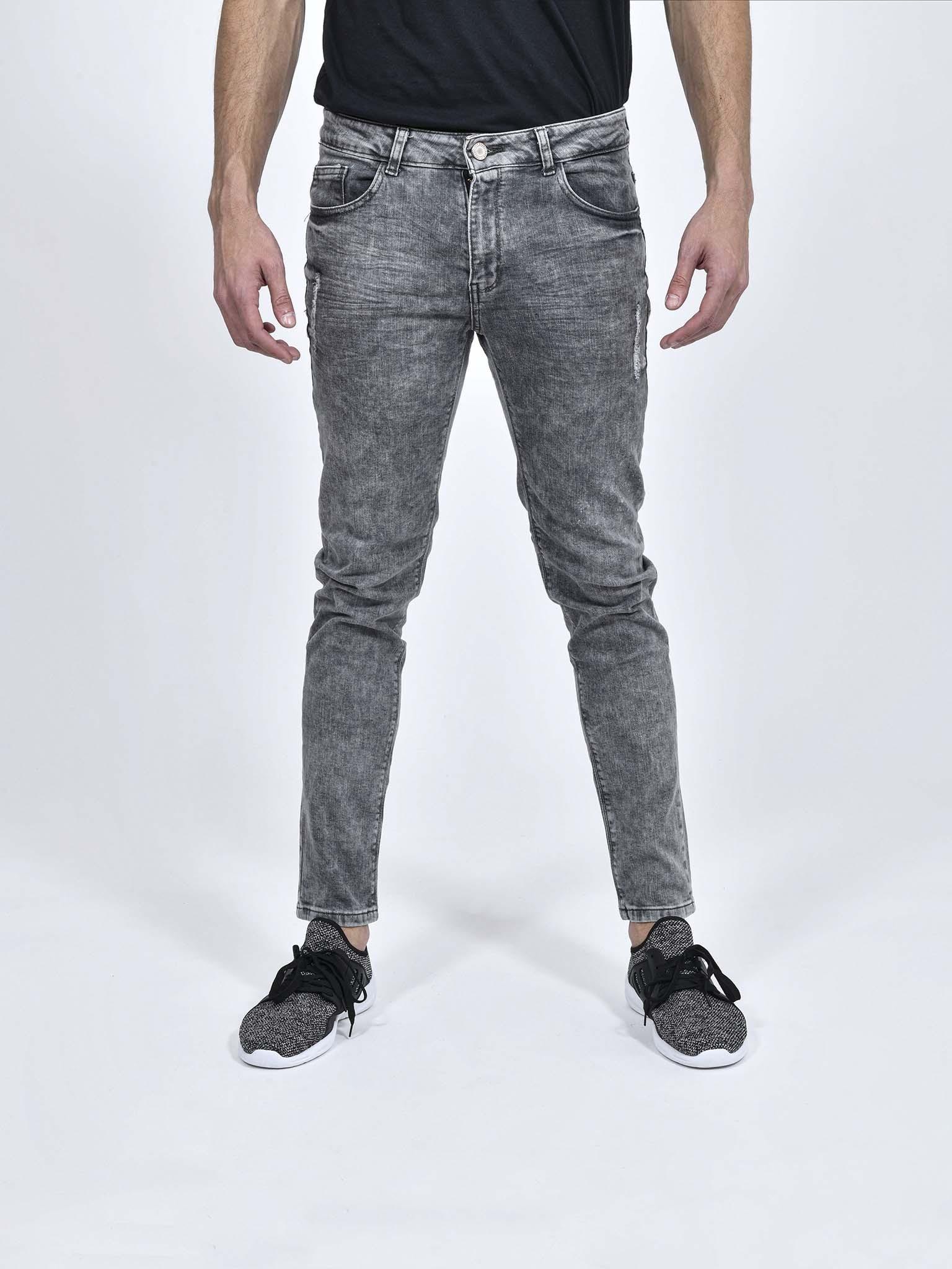 Anonimo Copiar Tempo Jeans Deslavados Hombre Ocmeditation Org