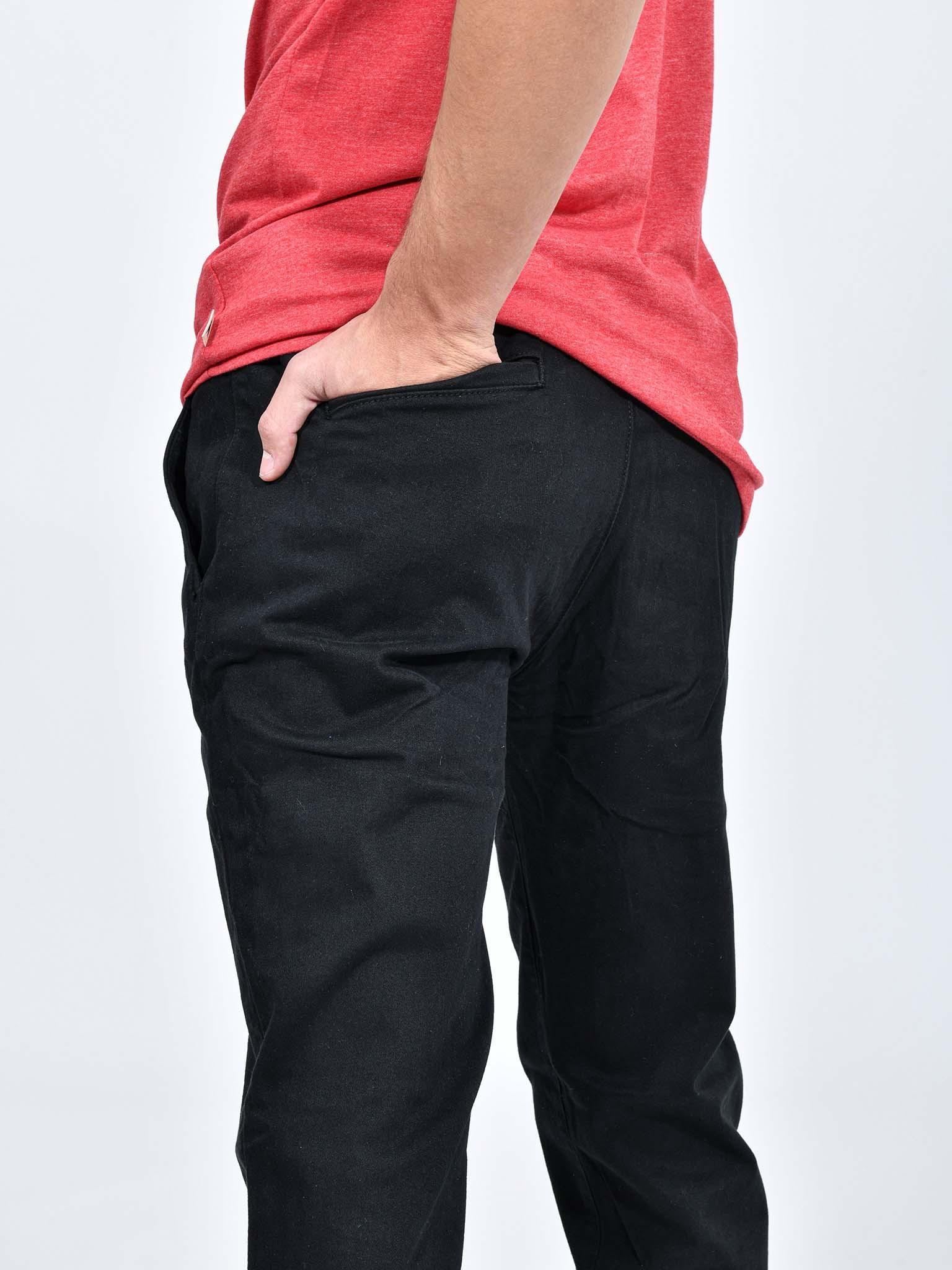 Pantalon Skinny Gabardina Brand Cuidado Con El Perro