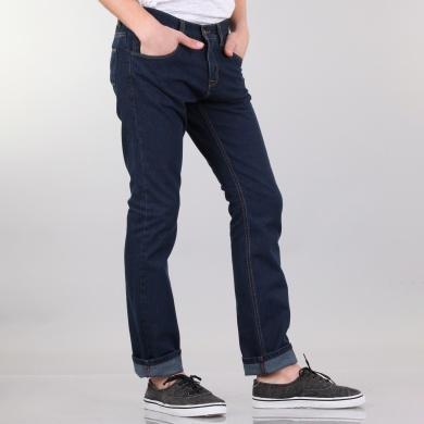 Jeans slim rectos