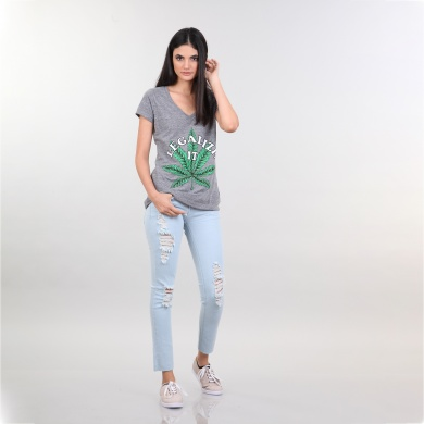 Playera Legalize 4:20