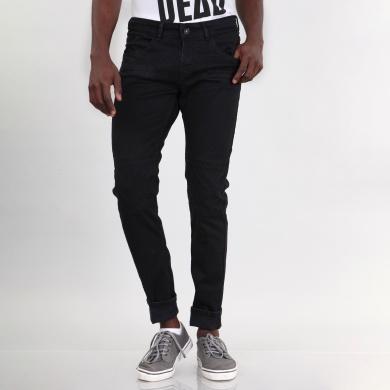 Jeans skinny detalle en rodillas