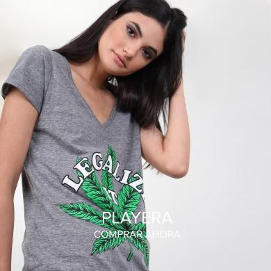 Playera Legalize 4:20