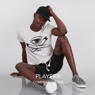 Playera High 4:20