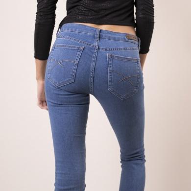 Pantalón básico skinny