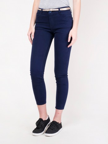 Pantalón Skinny Cinturón | CCP