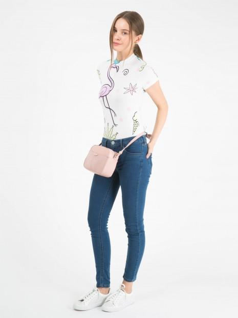 Jeans básico skinny