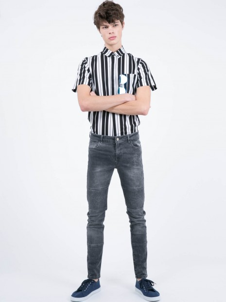 Jeans Skinny Biker | CCP