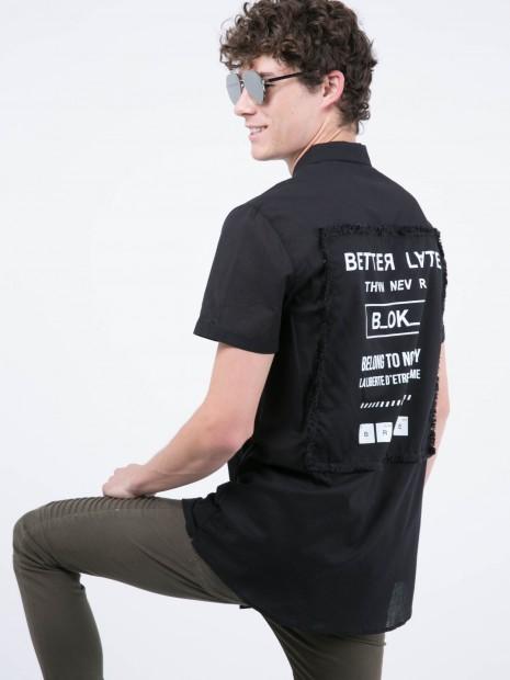 Camisa Parche Espalda | CCP