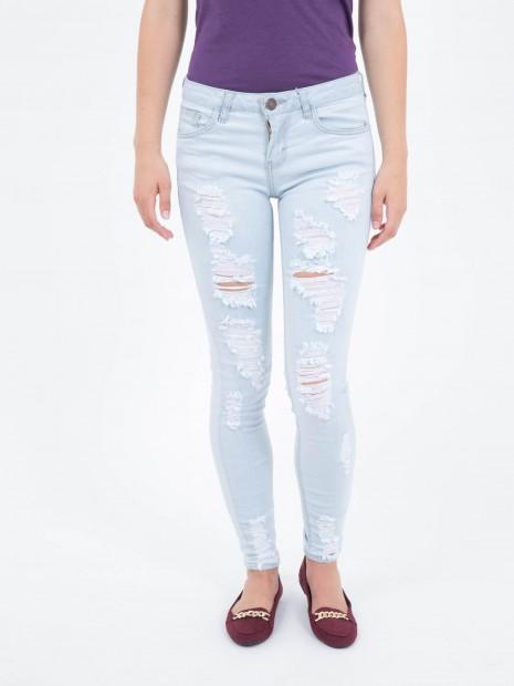 Jeans Destrucciones