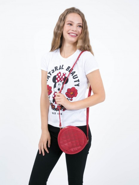 Playera 'Minnie Mouse'