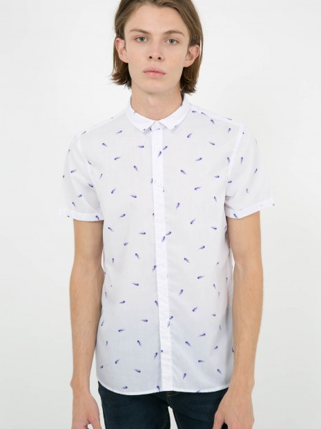 Camisa 'Flamas'