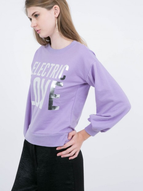Sudadera 'Electric Love'