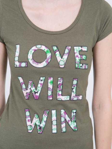 Playera 'Love'