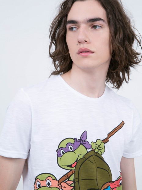 Playera 'Tortugas Ninja'