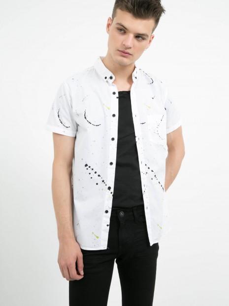 Camisa Estampado Manchas | CCP