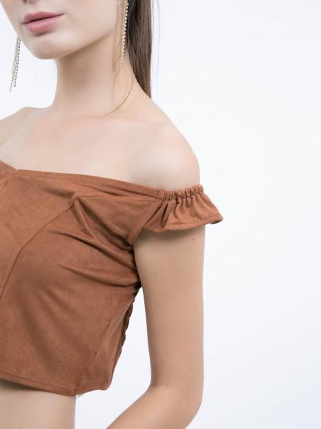 Blusa Cropped