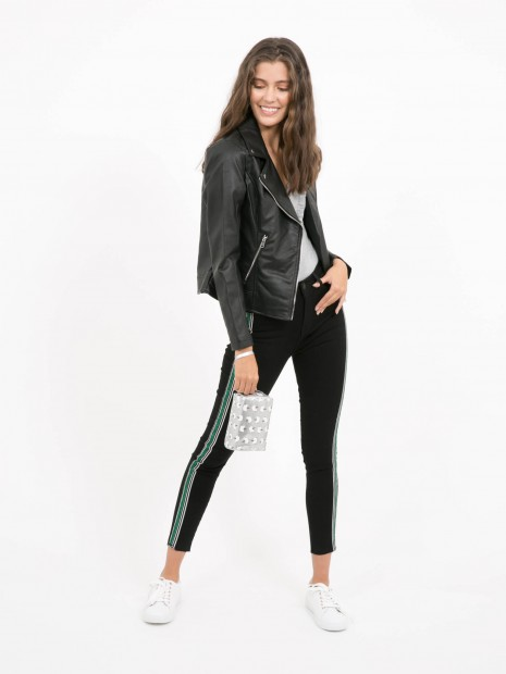 Jeans Skinny Franjas | CCP