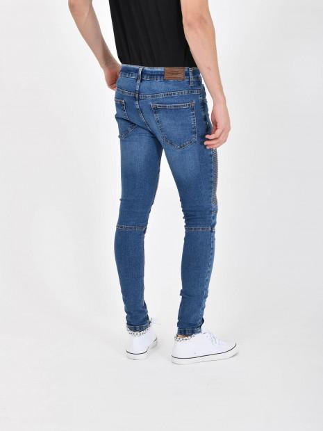 Jeans Skinny Biker
