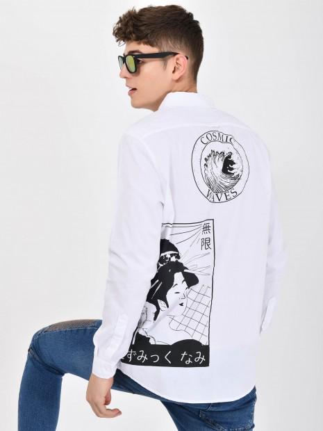 Camisa Estampado | CCP