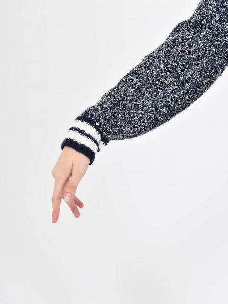 Suéter Tejido Metalizado