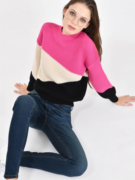 Suéter Bloques | CCP
