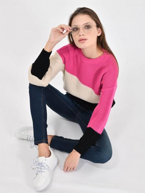 Suéter Bloques