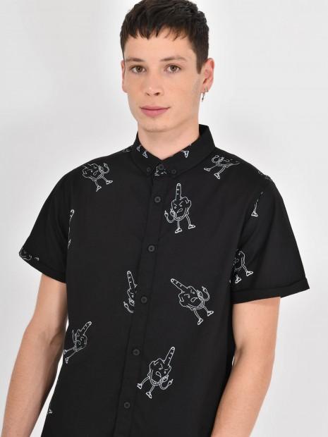 Camisa Estampada | CCP