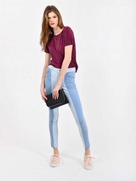 Jeans Skinny Bicolor | CCP
