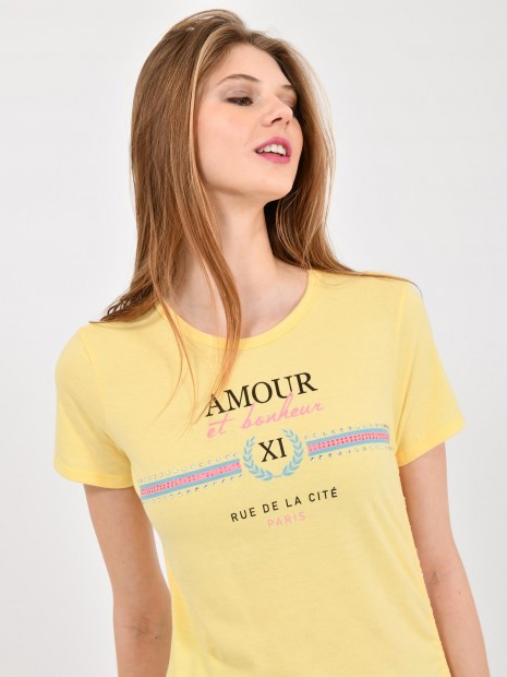 Playera Amour