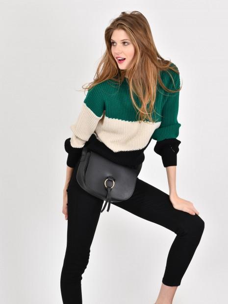 Suéter Bloques de Color | CCP