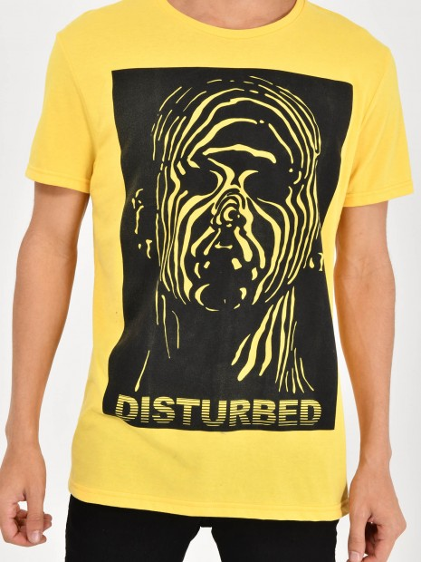 Playera Disturbed