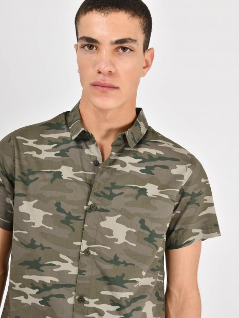 Camisa Camuflaje | CCP