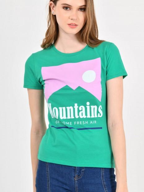 Playera Mountains