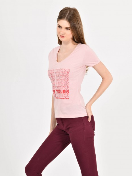 Playera Never Yours