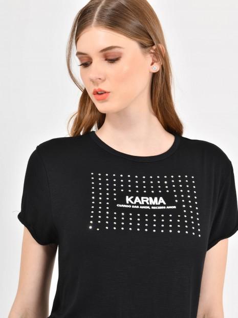 Playera Karma