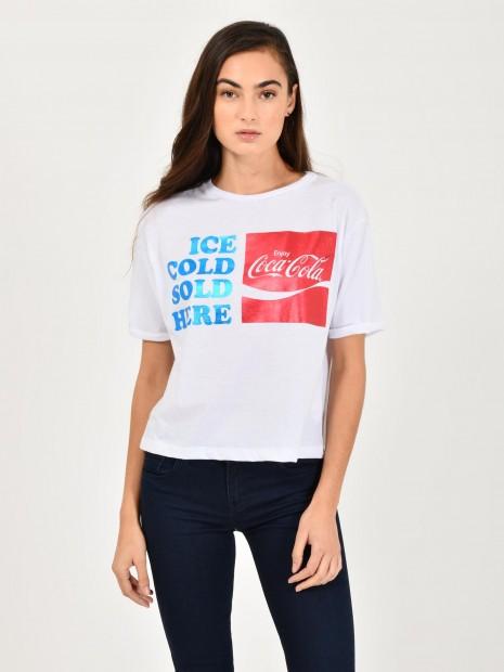 Playera 'Coca-Cola'