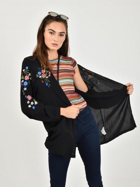 Kimono Flores   CCP