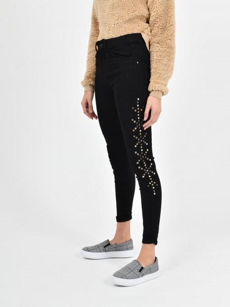 Jeans con Estoperoles