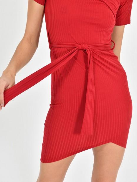Vestido de Canalé