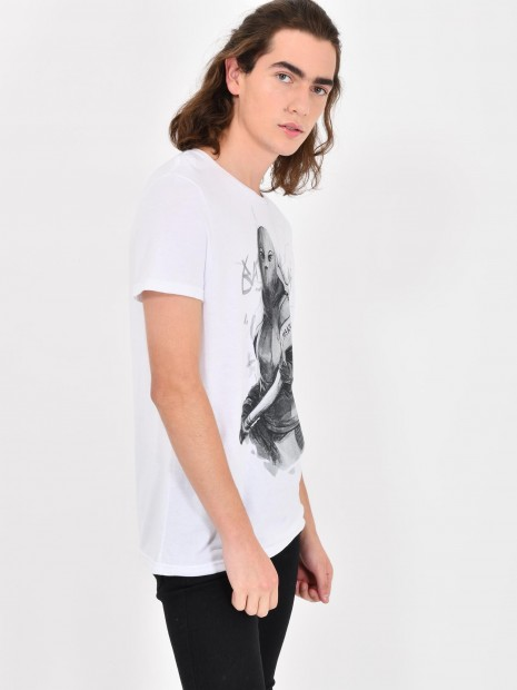 Playera Peace Maker