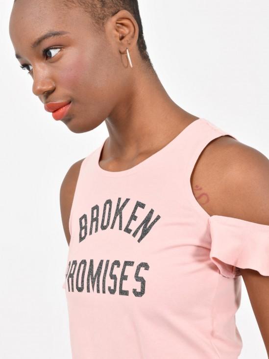 Playera 'Broken Promises'