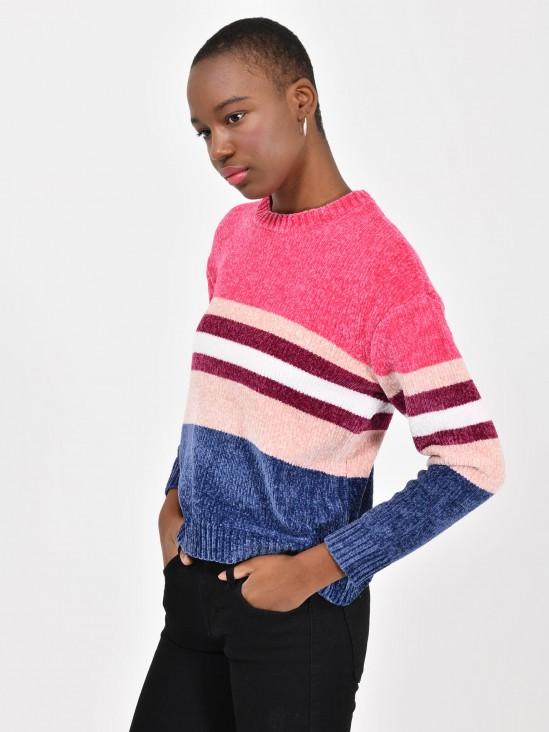 Suéter Chenilla