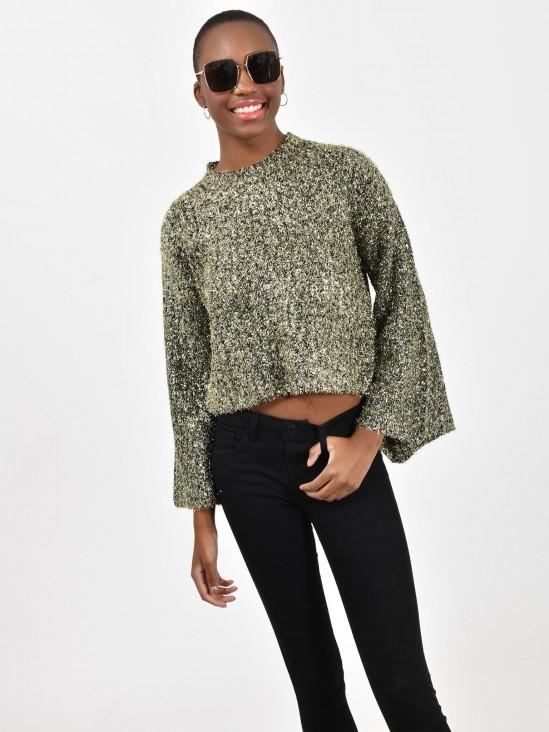 Suéter Metalizado | CCP