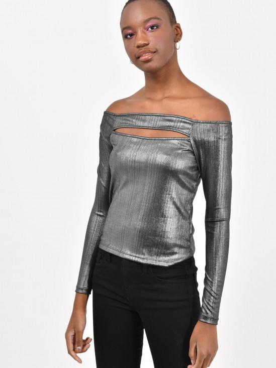 Blusa Metalizada | CCP