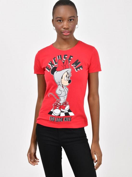 Playera 'Minnie Mouse'
