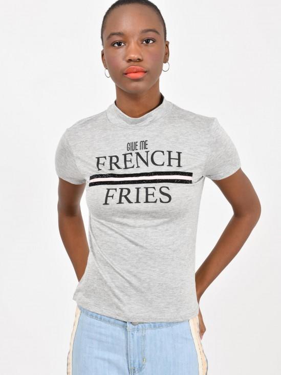 Playera 'French Fries'