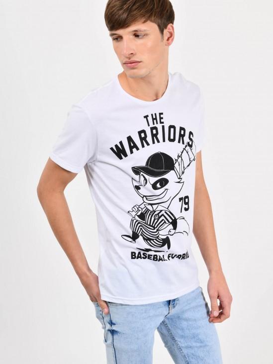 Playera 'The Warriors'