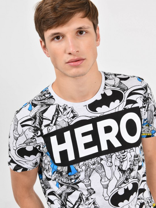 Playera 'Batman'