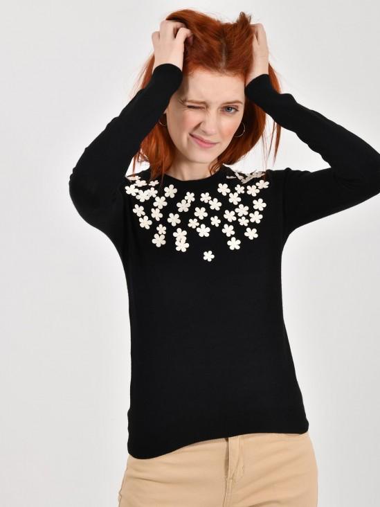 Suéter Flores
